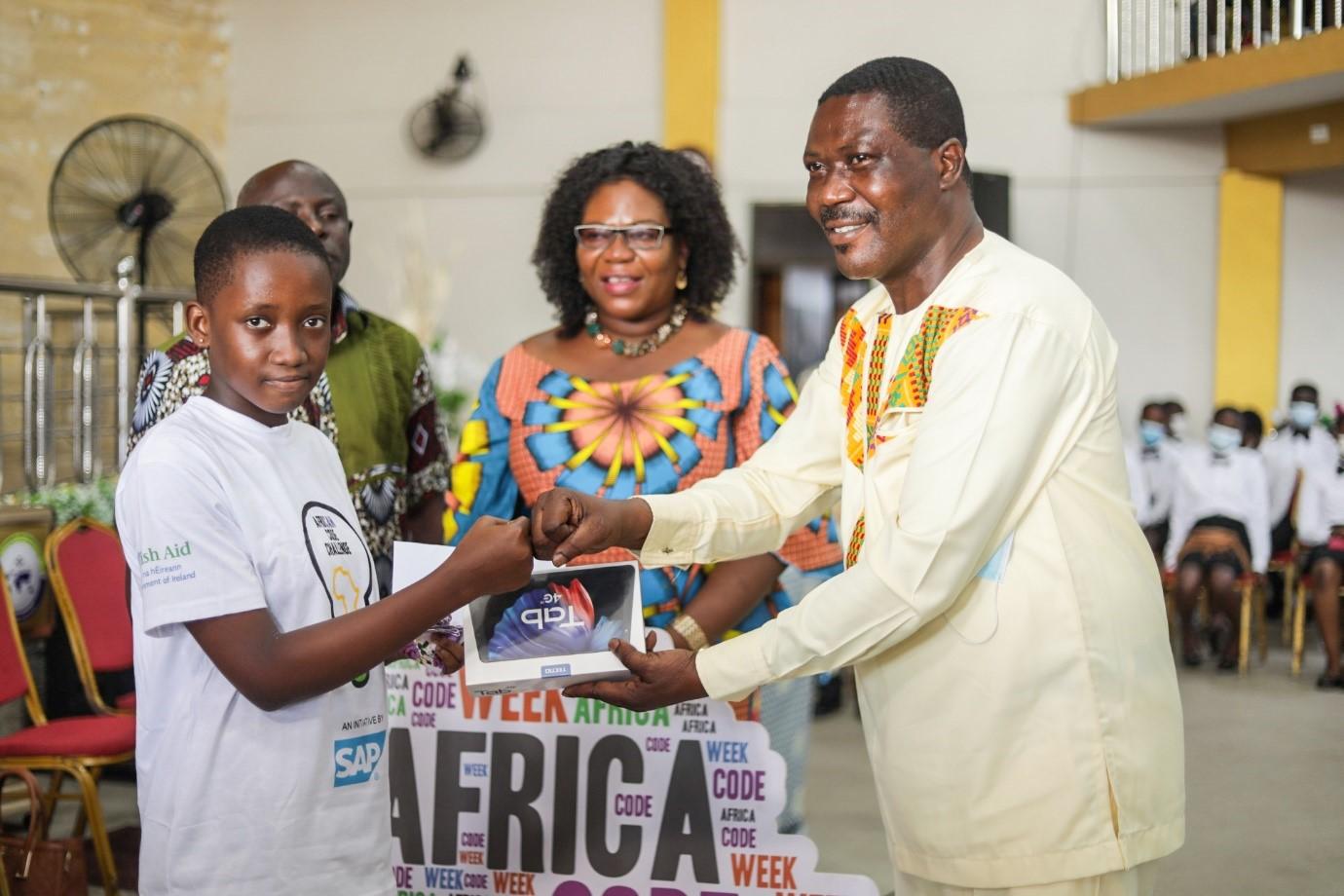 AfriCAN Code Challenge 2021 in Ghana